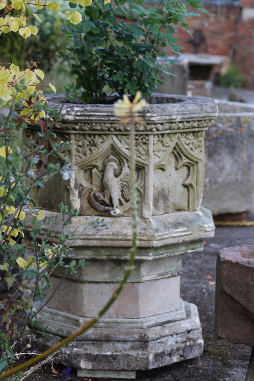 Font for the Garden