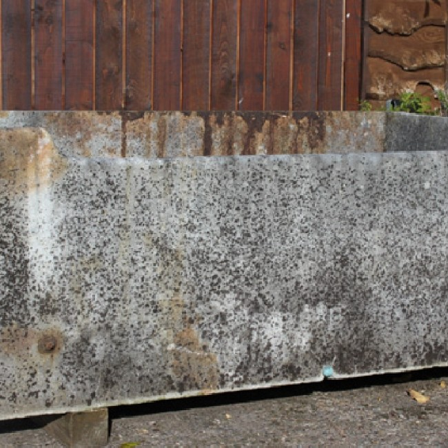 X Large Marble Trough (Stk No.3687) - Photo 2