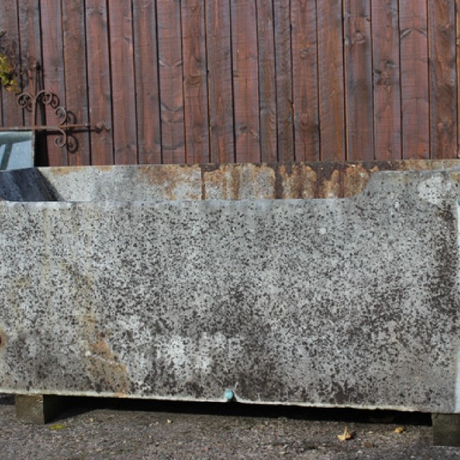 X Large Marble Trough (Stk No.3687) - Photo 1